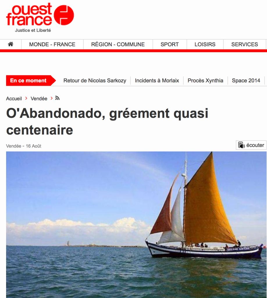 Oabandonado-Ouest-France