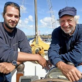 Luc Archambeault passe la main pour une retraite bien méritée.